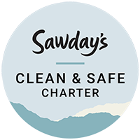 Sawdays Clean and Safe charter